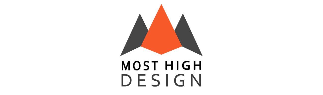 Most High Design Web Banner